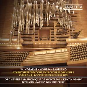 Saint-Saëns, Moussa & Saariaho: Orchestral Works