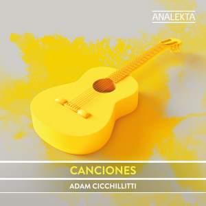 Canciones: Adam Cicchillitt