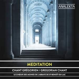 Meditation: Gregorian Chant
