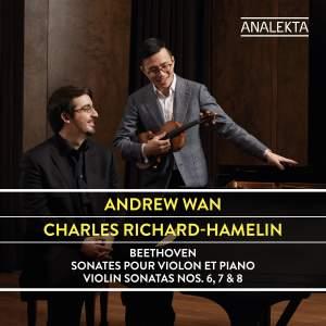Beethoven: Violin Sonatas Nos. 6, 7 & 8
