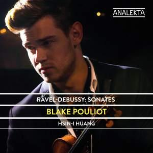 Ravel - Debussy: Sonates
