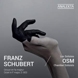 Schubert: Octet in F Major, D. 803 Product Image