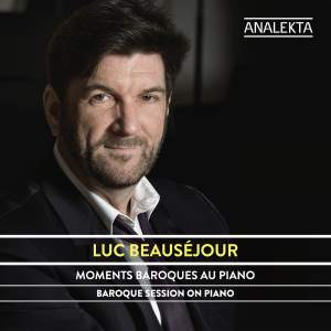 Moments Baroques Au Piano