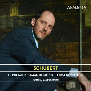 Schubert: The Complete Sonatas and Major Piano Works, Volume 1 - The First Romantic Product Image