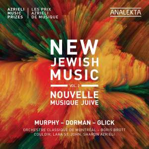 New Jewish Music, Vol. 2 Product Image
