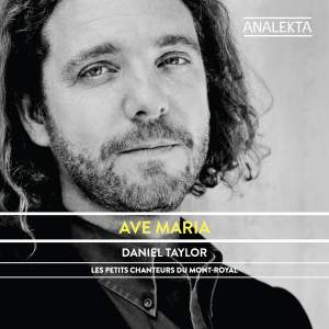 Daniel Taylor: Ave Maria Product Image