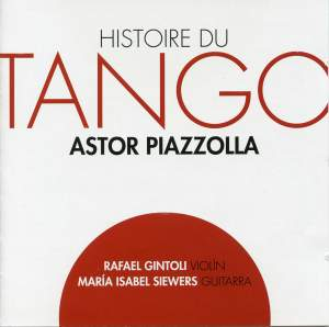 Piazzolla: Histoire du tango Product Image