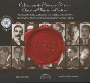 Orchestral Music from Argentine Foreign Office (1955)