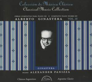 Ginastera: Complete Piano Works, Vol. 2