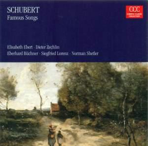 Schubert: Berühmte Lieder