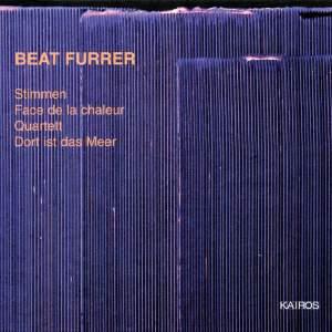 Beat Furrer: Stimmen