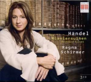 Handel - Keyboard Works