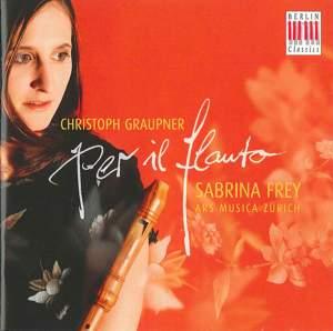 Graupner - Per il Flauto