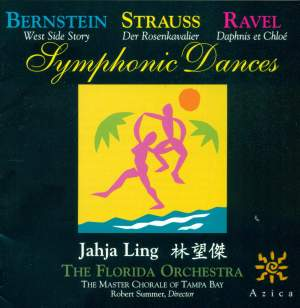 Bernstein: Symphonic Dances from West Side Story & R Strauss: Suite from Der Rosenkavalier
