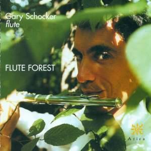 Flute Recital: Schocker, Gary - EYCK, J. van / FERROUD, P.-O. / SCHOCKER, G. / DEBUSSY, C. / BACH, J.S. / CASTEREDE, J. / TELEMANN, G.P. / DONJON, J.