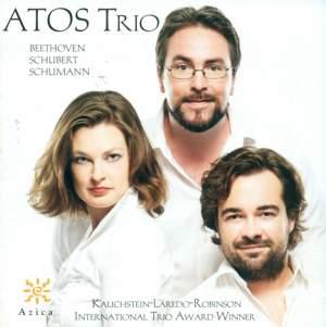 Beethoven & Schumann: Piano Trios