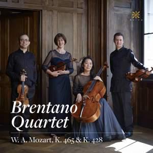 Mozart: String Quartets Nos. 19 & 16, K. 465 & 428