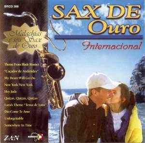 Sax de Ouro International