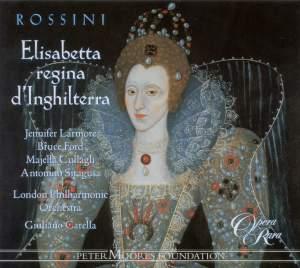 Rossini: Elisabetta regina d'Inghilterra Product Image