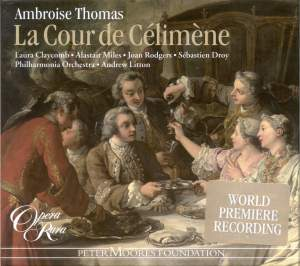 Thomas, Ambroise: La Cour de Célimène