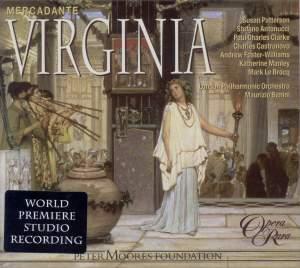 Mercadante: Virginia Product Image