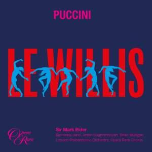 Puccini: Le Willis Product Image