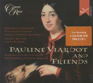 Il Salotto Volume 10 - Pauline Viardot and Friends