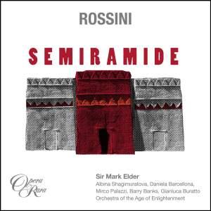 Rossini: Semiramide Product Image