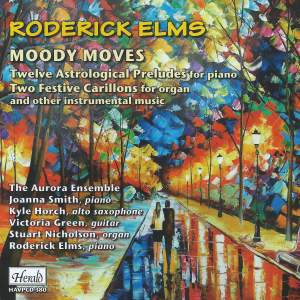 Roderick Elms: Moody Moods Product Image