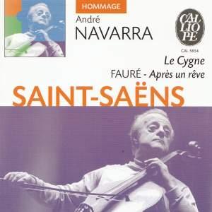 Saint-Saëns: Le carnaval des animaux: Le Cygne, etc.