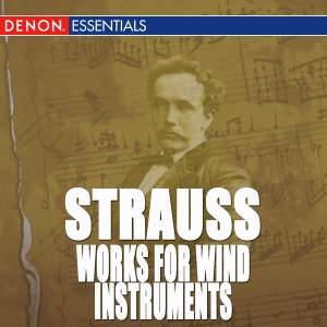 Richard Strauss: Works for Wind Instruments