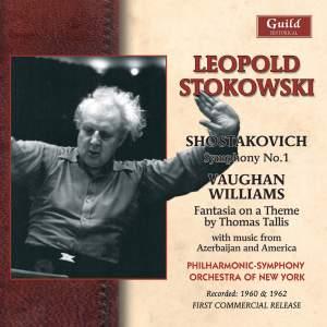 Leopold Stokowski Product Image