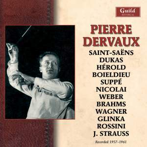 Pierre Dervaux: Recordings 1957-1961