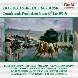GALM 120: Grandstand - Prod mus 40s