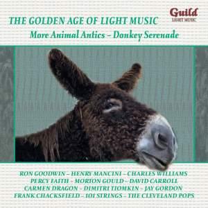 GALM 134: More Animal Antics - Donkey Serenade
