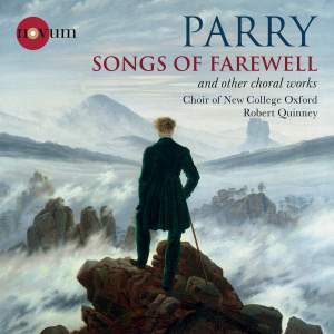 Parry: Songs of Farewell Product Image