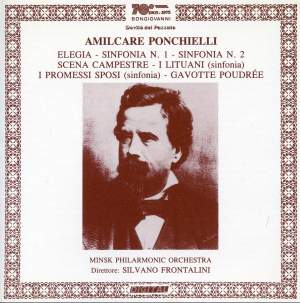 Ponchielli: Orchestral Works