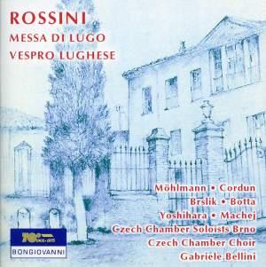 Rossini: Messa di Lugo & Vespro Lughese