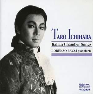 Italian Chamber Songs