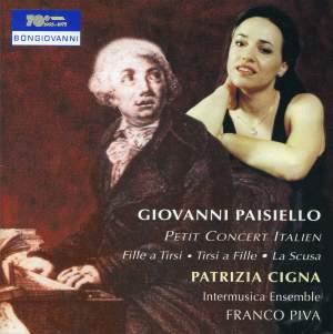 Paisiello: Petit Concert Italien