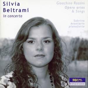 Silvia Beltrami in concert