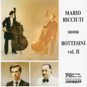 Mario Ricciuti plays Bottesini Vol. 2