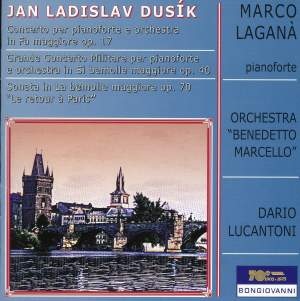 Dusik: Concerti & Sonata