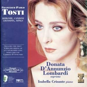 Tosti: Songs (Lombardi)