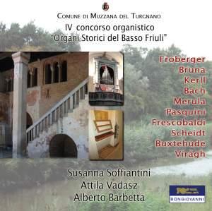 IV Concorso organistico internazionale: Organi storici del Basso Friuli