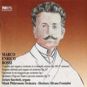 Marco Bossi: Organ Concerto