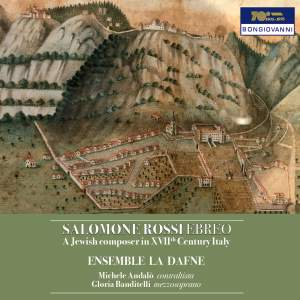 Salomone Rossi Ebreo: A Jewish Composer in 17th Century Italy Product Image
