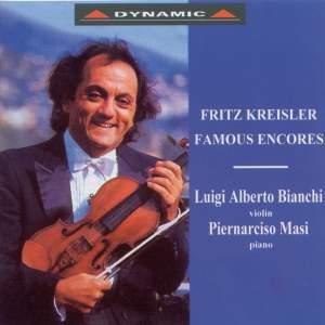 Kreisler: Famous Encores