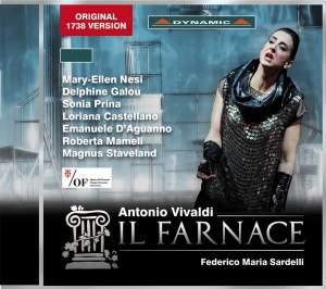 Vivaldi: Il Farnace, RV711 Product Image
