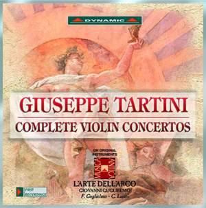 Tartini: Complete Violin Concertos